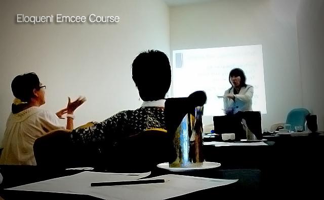 Eloquent Emcee Class